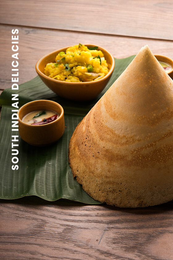 South Indian Delicacies