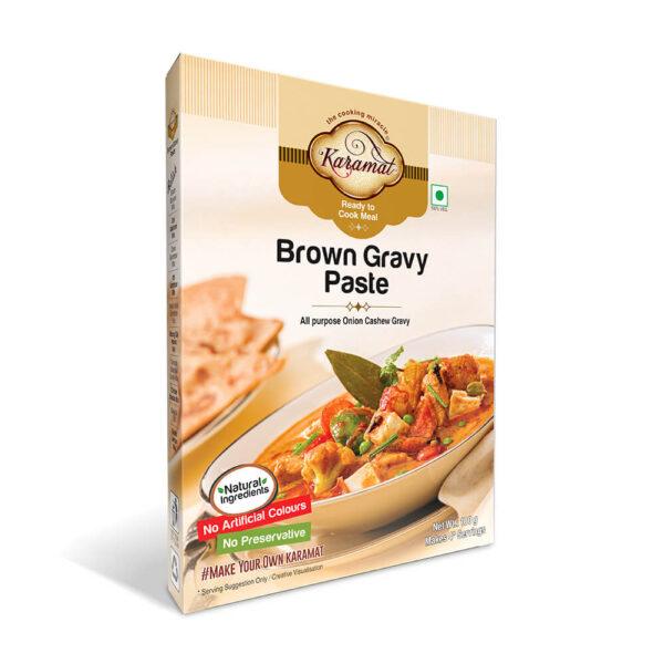 Brown Gravy Paste